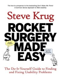 Rocket Surgery Cover Page